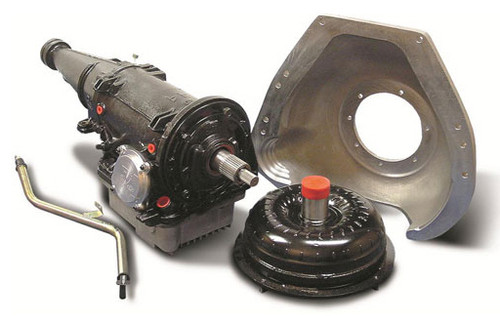 Performance Automatic PASS26103 Transmission Package C4 Street Smart