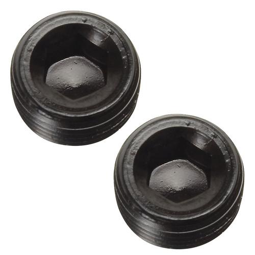 Russell 662033 1/8 NPT Pipe Plug Allen Socket Black