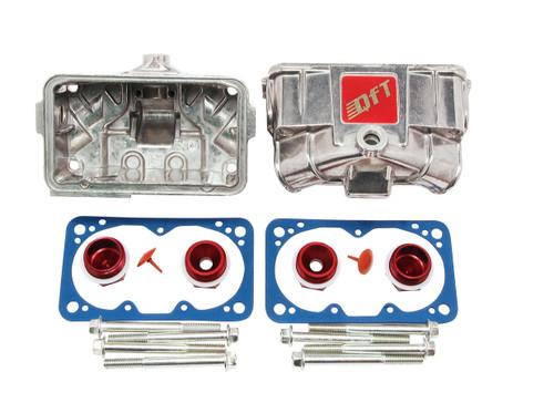 Quick Fuel Technology 34-100 Fuel Bowl Conversion Kit - Aluminum