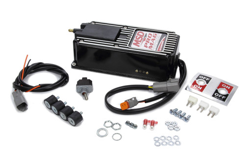 Msd Ignition 81063MSD Points Box 12amp Pro Mag