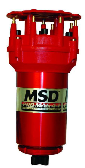 Msd Ignition 81305 Generator Pro Mag 44 Amp CW Rotation
