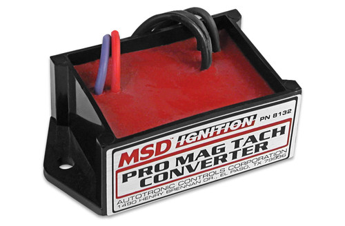 Msd Ignition 8132MSD Universal Tach Convertor Magnetos