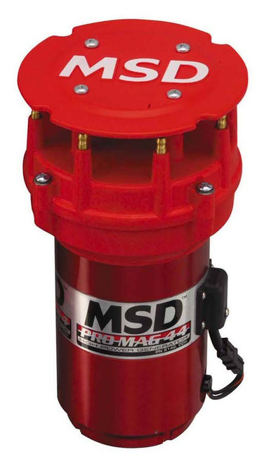 Msd Ignition 8140 Pro Mag 44 - Counter Clockwise