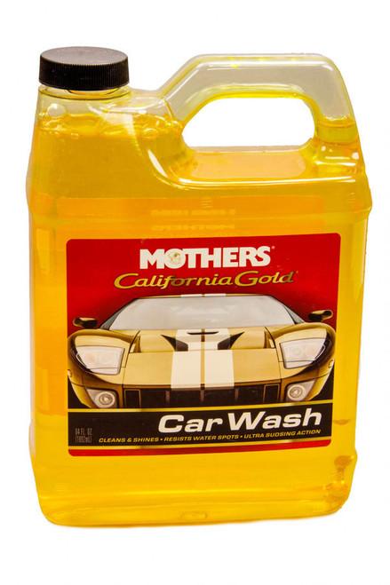 Mothers 05664 Cali Gold Car Wash 64oz