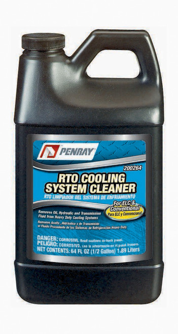 Penray Companies 200264 RTO Cooling System Cleaner 1/2 Gallon