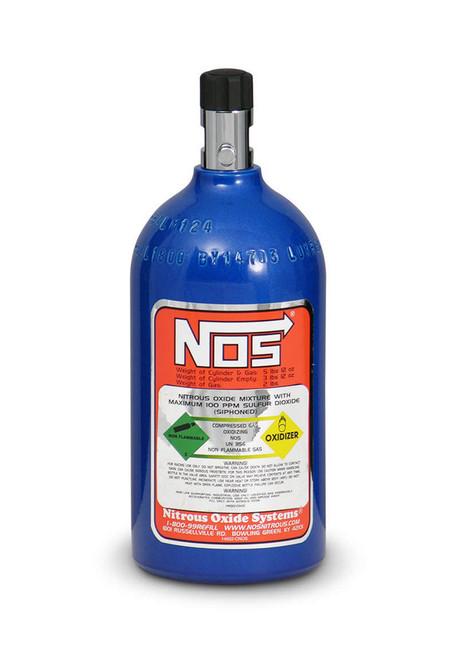 Nitrous Oxide Systems 14710 2lb. Bottle 10-1/4  4-3/