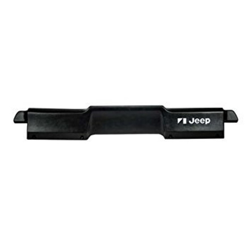 Omix-Ada DMC-5760458 OEM Dashpad with Embosse d Jeep/AMC Logo  Black;