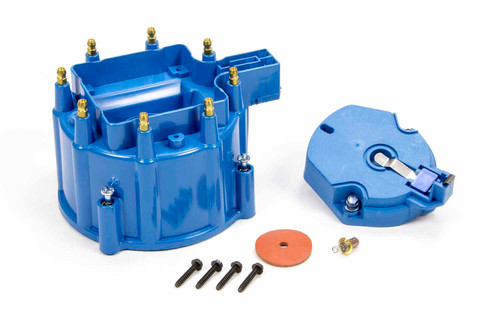 Moroso 97859 HEI Distributor Cap- Rotor- & Coil Brush Kit