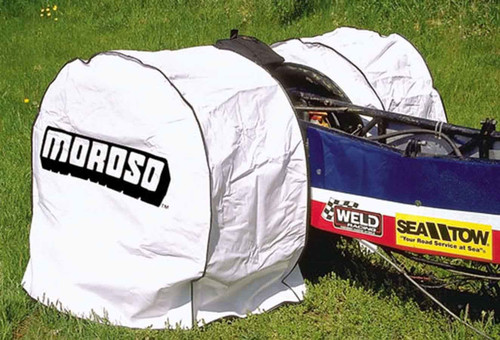 Moroso 99410 Tire Cover Fits Over Tire