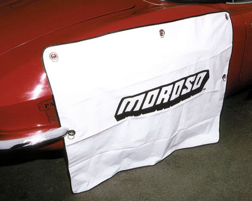 Moroso 99421 Tire Cover w/Suction Cup