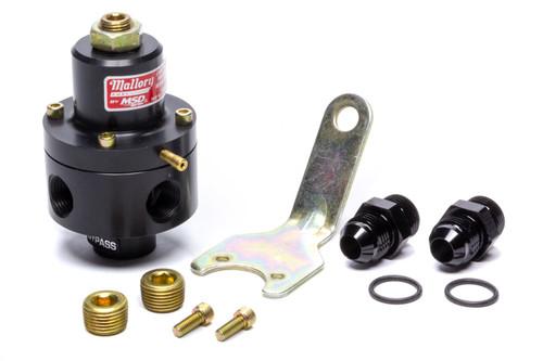 Mallory 29388 4-Port Universal Fuel Pressure Regulator