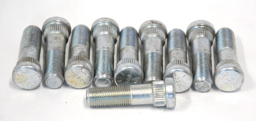 Moser Engineering 8250 Wheel Stud Kit (10pk) 1/2-20 x 1 15/16
