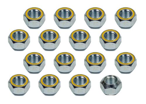 Kluhsman Racing Products 8214 Lug Nut 20pk 5/8-11 Steel Refl. Yellow