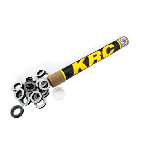 Kluhsman Racing Products 8251 Adhesive Lug Nut Foam Ri ngs (Tube of 40)