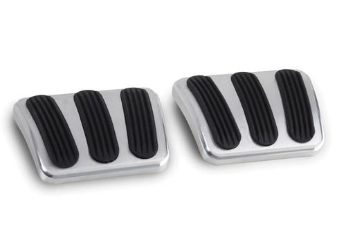 Lokar BAG-6130 62-67 Nova Billet Brake Clutch Pad w/Rubber
