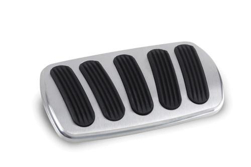 Lokar BAG-6131 62-67 Nova Billet Brake Pad w/Rubber