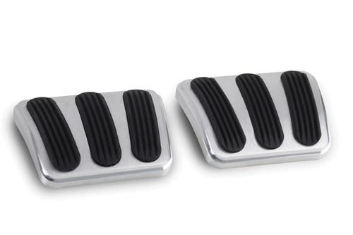 Lokar BAG-6132 64-67 Chevelle Billet Brake/Clutch Pad w/Rubbe