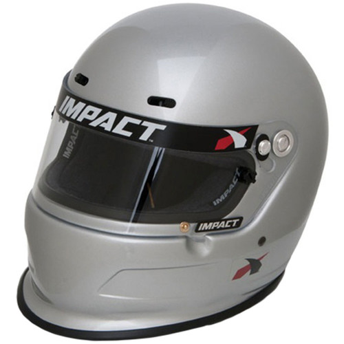 Impact Racing 14015308 Helmet Charger Small Silver SA2015