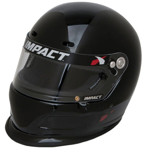 Impact Racing 14015610 Helmet Charger X-Large Black SA2015