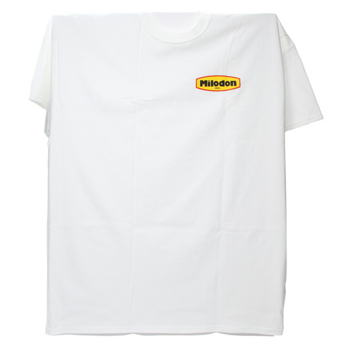 Milodon 90080 Hemi Engine T-Shirt - XL