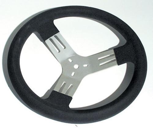 Longacre 52-56830 13in. Alum Kart Steering Wheel