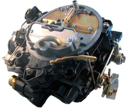 Jet Performance 33005 Marine Carburetor 750cfm 4-Barrel Singel Inlet