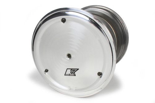 Keizer Aluminum Wheels, Inc. MW15145BLMC 15x14 5in bs Wide 5 B/L Modular w/Mudcover