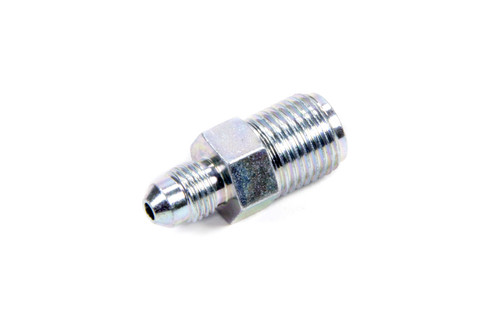 Fragola 650306 #3 x 9/16-18 I.F. Brake Adapter Fitting - Steel
