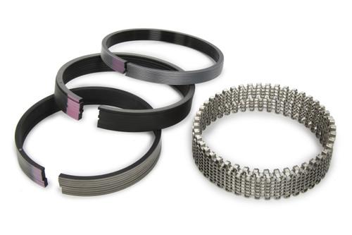 Michigan 77 40564CP.040 Piston Ring Set 4.040 Moly 5/64 5/64 3/16