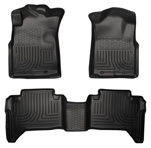 Husky Liners 98951 05-14 Tacoma Front Floor Liners black