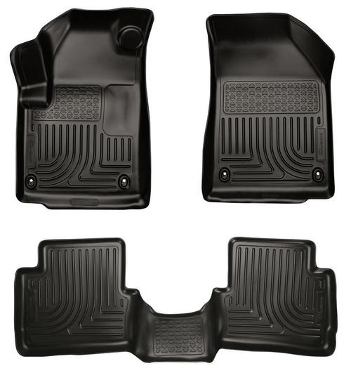 Husky Liners 99021 13-   Dodge Dart Front & 2nd Seat Floor Liners