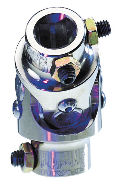 Flaming River FR1759DD Steering U-Joint 3/4inDD x 17MM DD