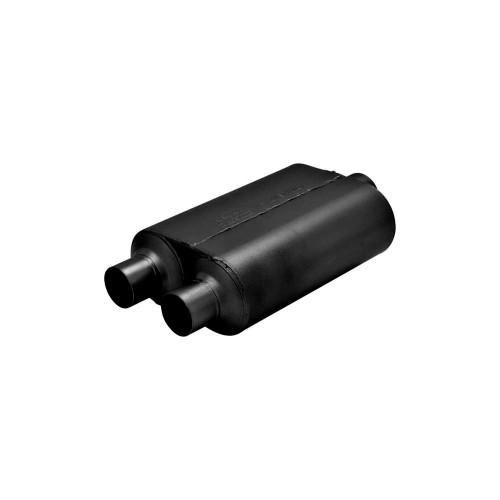 Flowmaster 8530452 Super 40 Series Muffler 3in Center In/2.5 Dual