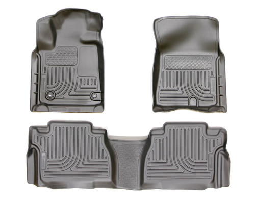 Husky Liners 99561 14-   Tacoma Front Floor Liners Black