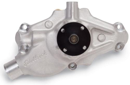 Edelbrock 8815 SBC Water Pump - Short- 3/4in Shaft- R/R
