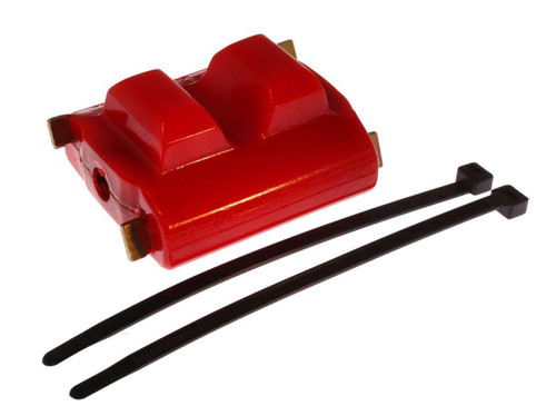 Energy Suspension 3-1116R SBC Motor Mount Zink Finish - Red