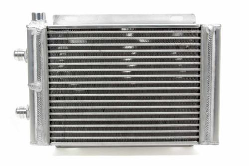 Fluidyne Performance 30617 Oil Cooler Dual Pass 14.75x9.25x3