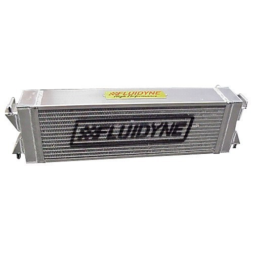 Fluidyne Performance FHP35-COB-HX Auxilary Raditor 03-04 Mustang Cobra