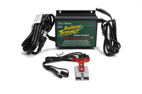 C And R Racing Radiators 61-10003 Battery Charger 12 Volt DC for Portable Eng Htr