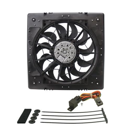 Derale 16926 13in High Output RAD Fan Single Puller