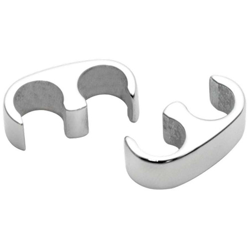Billet Specialties 69602 Plug Wire Separators 8.5mm 2 Wire Floating