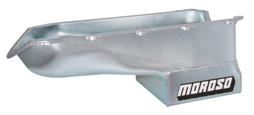 Moroso 20500 Pontiac Oil Pan