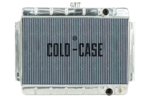 Cold Case Radiators CHE541 64-65 Chevelle Radiator MT