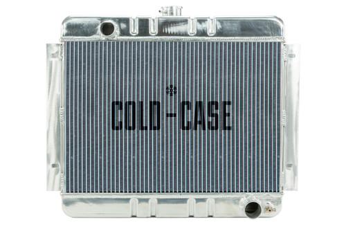 Cold Case Radiators CHN540 62-67 Chevy Nova Radiato r MT