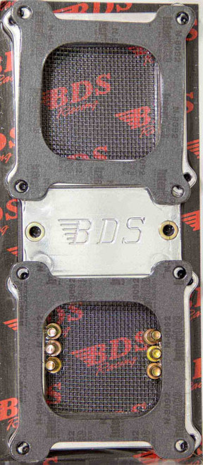 Blower Drive Service CA-9025 Dual Carb Adapter Polished 671/871