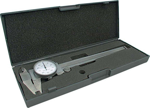 Allstar Performance 96410 Dial Caliper  w/Case 0-6in