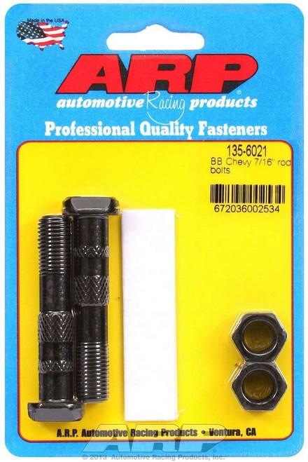 Arp 135-6021 BBC Rod Bolt Kit - Fits 454-502 w/7/16 (2)