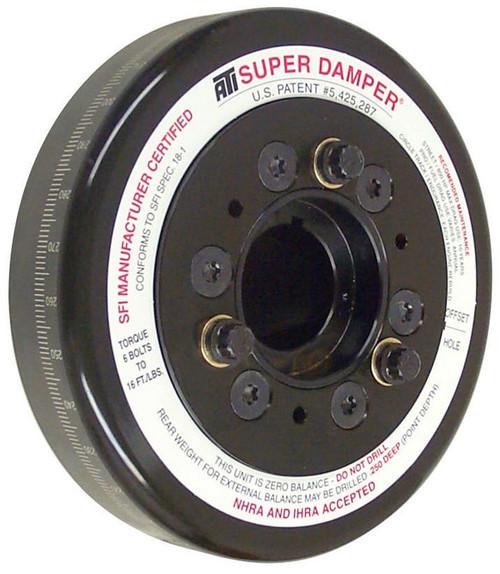 Ati Performance 917236 SBC 6-3/8 Harmonic Damper - SFI