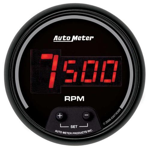 Autometer 6397 3-3/8in DG/B In-Dash Tachometer