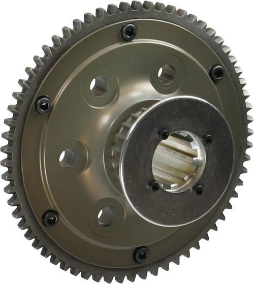 Brinn Transmission 79084 Chevy Flywheel Aluminum HTD 22T